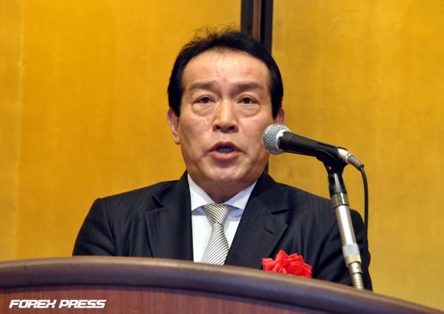岡本安明氏