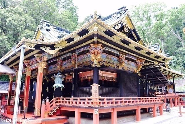社殿(本殿・石ノ間・拝殿)