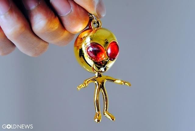 黄金の宇宙人
