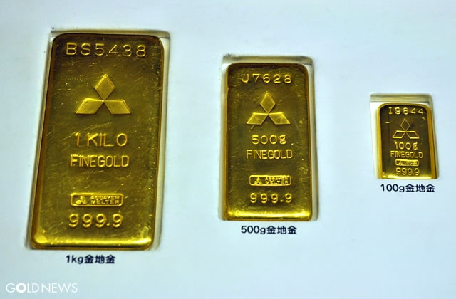 金 価格 マテリアル 三菱